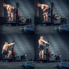 ATX® Belt Squat Machine - Máquina de sentadillas y fondos