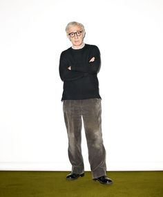 Woody Allen at studio #1