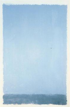"tierradentro: ""Untitled"", 1969, Mark Rothko. in the mood for..."