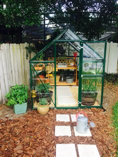my palram greenhouse