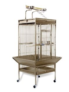 $$$ Prevue Pet Products Wrought Iron Select Bird Cage 3152COCO Coco Brown Best Price for Sale by Franklin Pittmann (Franklin) on Myspace