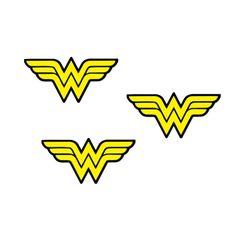 micro-logo-mulher-maravilha-c-3-unidades-74792.jpg (460×460)