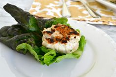 Greek Lettuce Wrapped Turkey Sliders -omit sauce for W30