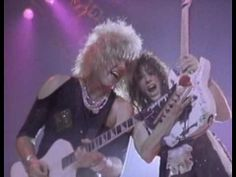 thanks for reminding me sir john bradford! i loved mickey ratt and ratt when i was 14!!!! never missed a show!  RATT - You're In Love (music video) HQ