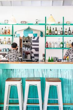 Beautiful Bali you have stolen my heart, and Sea Circus is always high on our must-go-again list whenever you visit Seminyak. Decoration Restaurant, Restaurant Design, Restaurant Bar, Pool Bar, Homemade Xmas Decorations, Bali Baby, Voyage Bali, Bali Travel Guide, Shops