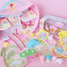 Cute Vintage Toys: Kawaii Pastel Fairy Kei - 💖 Cute Vintage Toy Shop 💖 // Photo Credit: [x] Cute Diy Room Decor, Kirby Games, Pop Figurine, Cyberpunk Girl, Food Patterns, Cute Posts, Angelic Pretty, Little Twin Stars, Cute Diys