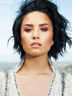 Demi Lovato for Latina Magazine