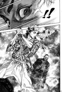 Men eyelash..  Inoue Takehiko - Vagabond - chapter-20