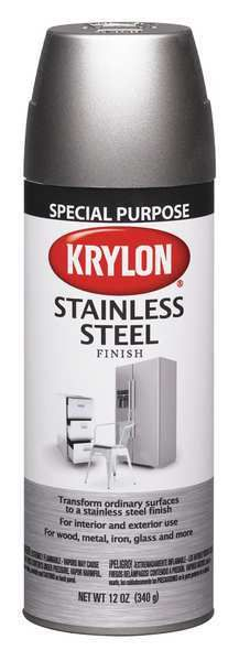 spray paint on pinterest paint refrigerator steel paint and krylon. Black Bedroom Furniture Sets. Home Design Ideas