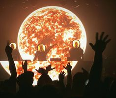 Heating up Noisia // Outer Edges Tour Cool Photos, Tours, Motivation, Concert, Music, Instagram, Musica, Musik, Concerts