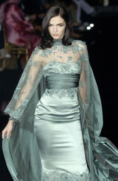 What Margaery Tyrell would wear, Elie Saab