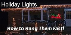 The 25 Best Christmas Icicle Lights Ideas On Pinterest