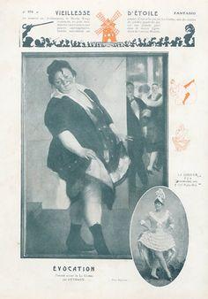 La Goulue 1925 Danseuse au Moulin Rouge Cabaret, La Belle Epoque Paris, Saloon Girls, Henri De Toulouse Lautrec, Aerial Dance, Montmartre Paris, Vintage Photography, White Photography, Vintage Paris