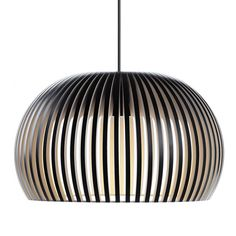 The entire Secto Design collection is designed by architect Seppo Koho and has a clear and timeless Scandinavian feel. The lamps are made of Finnish birch which gives an appealing warmth to the light. The design of the lamps is both classic and contempora Pendant Design, Lamp Design, Handmade Lamps, Led Lampe, Sofa Set, Furniture Design, Dining Table, Dining Room, Ceiling Lights