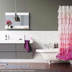 Wundervoll Helles Badezimmer Mit Mosa Fliesen | Baddesign | Pinterest | Helle  Badezimmer, Fliesen Und Badezimmer