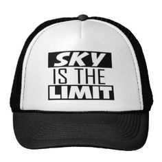 Sky is the Limit Hat
