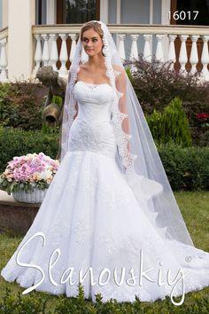 Vestido de Noiva Slanovskiy 16017