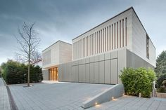 House P+G by Architekten Wannenmacher + Möller