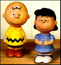 Charlie Brown & Lucy Shakers (56 pieces)
