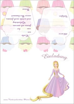 Einladung Prinzessin Geburtstag: Ein Schönes Kleid Für Cinderella Und Schon  Kann Der Ball Starten. Eine Stilsicher Für Kleine Prinzessinnen Auf Deru2026