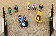 The little Prince is everywhere! - Prince George Of Cambridge Takes His Place In Legoland