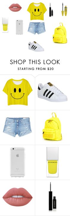 """swag 4"" by lamisslove on Polyvore featuring adidas, rag & bone/JEAN, Moschino, Givenchy, Lime Crime, men's fashion et menswear"