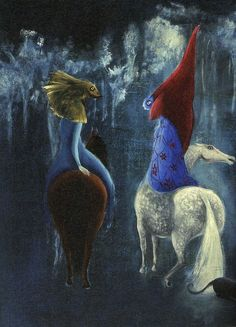 1952 Leonara Carrington English-born Mexican artist, surrealist painter, and novelist) Max Ernst, Mexican Artists, Art Moderne, Fantastic Art, Art Studies, Surreal Art, Magritte, Art History, Art Gallery