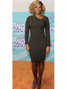 Mary J. Blige: Celebrity Fitness Tips - December 2012