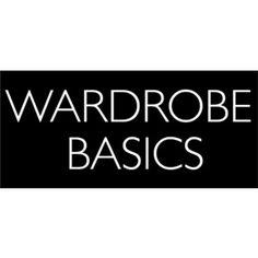 Wardrobe Basics Text