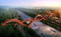 Lucky Knot, Changsha, China