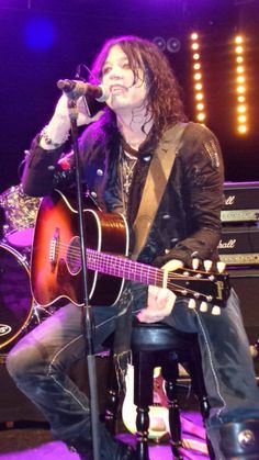 Tom Keifer France 2015 : Photos galeries - Spirit of Metal Webzine