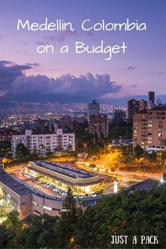 Medellin, Colombia on a Budget: What does it cost to visit Colombia's second largest city? We spent a month in the city of eternal spring's nicest neighborhood, El Poblado. Here is what we spent.: