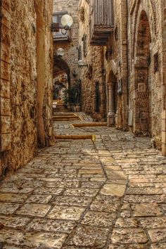 Medieval Street in Rhodes Island, Greece  via FB#Travel 2 Greece