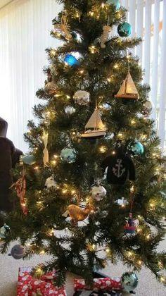6 nautical christmas decorations for your nautical christmas tree