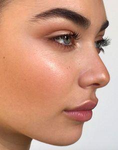 Gorgeous Makeup: Tips and Tricks With Eye Makeup and Eyeshadow – Makeup Design Ideas Brown Skin Makeup, Dark Makeup, Blue Eye Makeup, Fresh Face Makeup, Fox Makeup, Clown Makeup, Skull Makeup, Simple Makeup Looks, Natural Makeup Looks