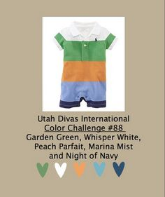 Utah Divas International: Color Challenge #88
