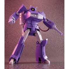 Japanese Masterpiece Generation 1 Shockwave! Pre-Orders Payment is due immediately for pre-orders and pre-orders cannot be cancelled, so please order wisely. ScrambleCore will do its best to keep you