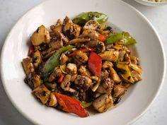 Fuchsia Dunlop\'s Black Bean Chicken