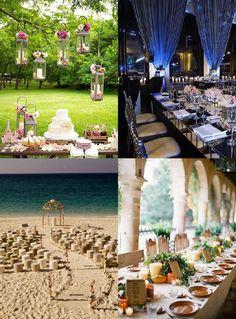 Los colores de la boda son parte fundamental de la decoración de la boda. Para elegirlos hay que tomar en cuenta el estilo de la boda http://elblogdemariajose.com/seis-consejos-para-elegir-los-colores-de-la-boda/ #boda #elblogdemariajose #colores boda