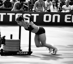 "Julie Foucher: ""My CrossFit Games 2013"""