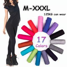 100% mulheres de fitness Modal de algodão leggings sexy leggins mulheres leggings elastic gothic 17 cores esporte leggings em Leggings de Denim de Roupas e Acessórios no AliExpress.com | Alibaba Group