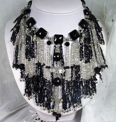 vintage Coppola e Toppo Necklace- nailheads available in New Finds.