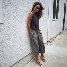 Pin for Later: Let These Real-Life Looks Inspire You to Finally Try Culottes