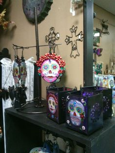 Day of the dead. Snapdragons Floral and Gifts. 207 e main- Dayton, Wa. 509-382-2565