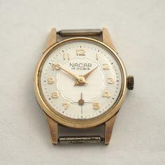 NACAR 17 Rubis Swiss watch Working Condition