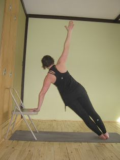 PLN Yoga Studio - Pamela Nelson: Featured Pose - Vasisthasana - Side Plank