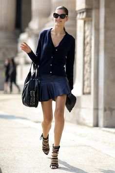 Style roundup from Paris 25.9.14