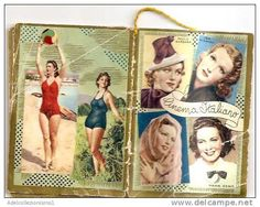 calendario del tipo in uso dai barbieri anno 1941