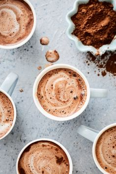 NOMU's NEW Unsweetened Cocoa Drink puts the choice of sweetened in your hands!