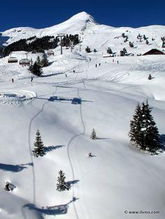 Switzerland - Winter at Eiger, Jungfrau and Monch
